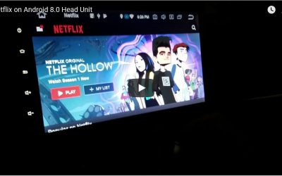 Netflix Installation on Android Units
